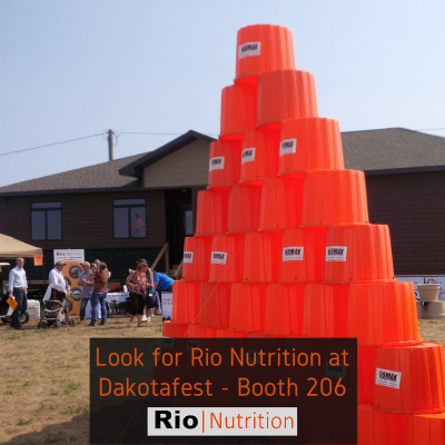 Rio Nutrition at Dakotafest